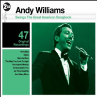 Andy Williams - Swings The Great American Songbook (2 CD's)